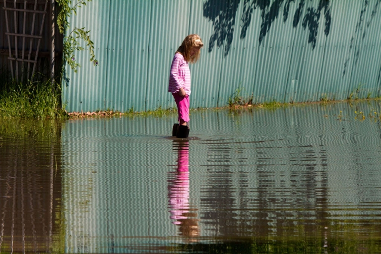 <p>Recent extreme weather, such as unprecedented floods in Australia earlier this year, have been blamed on rising global temperatures.</p>