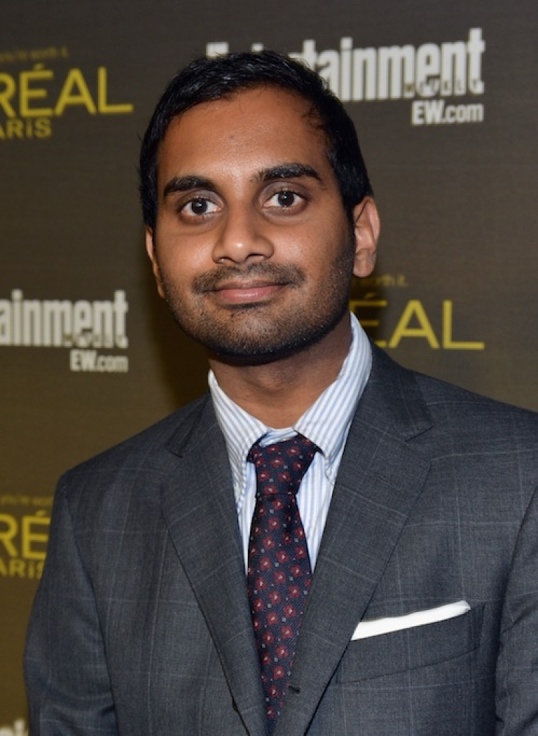 <p>WEST HOLLYWOOD, CA - SEPTEMBER 21: Aziz Ansari attends The 2012 Entertainment Weekly Pre-Emmy Party Presented By L'Oreal Paris at Fig &amp; Olive Melrose Place on September 21, 2012 in West Hollywood, California.</p>