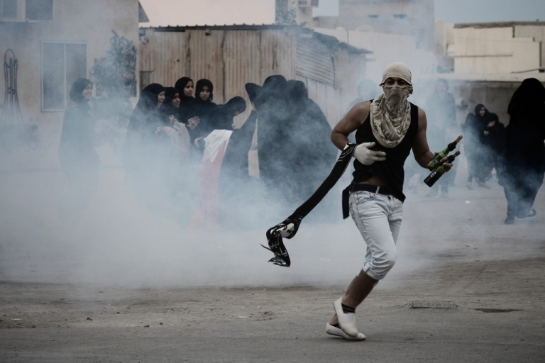 <p>Frustrated by a lack of progress, a younger, more militant faction of Bahrain's reform movement is threatening violence.</p>