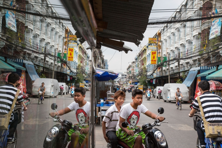 <p>Scenes from the slum of Klong Toei in Bangkok, Thailand on Dec. 10, 2012.</p>