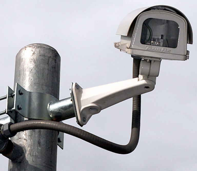 <p>This photo, posted to Thailand's popular Pantip message board, helped expose that Bangkok officials set up more than 1,000 fake surveillance cameras to assure citizens' safety.</p>