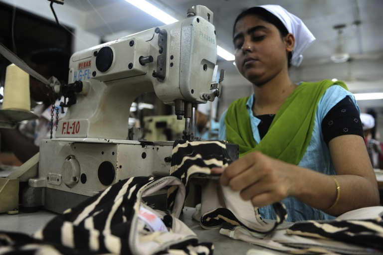 <p>The textiles and clothing industry is Bangladesh's biggest export earner, and the government has come under international pressure to deal with the lack of workers rights in the factories there.</p>