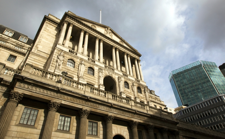 <p>The Bank of England lowered its growth forecast for next year to 1 percent.  That's bad news for the  record 1 million under 25's who are without work.</p>