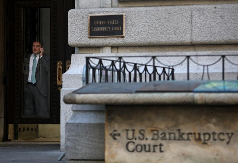 <p>US Bankruptcy Court in Manhattan.</p>