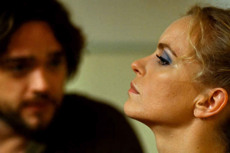 <p>Ronald Zehrfeld as Andre and Nina Hoss  as Barbara</p>