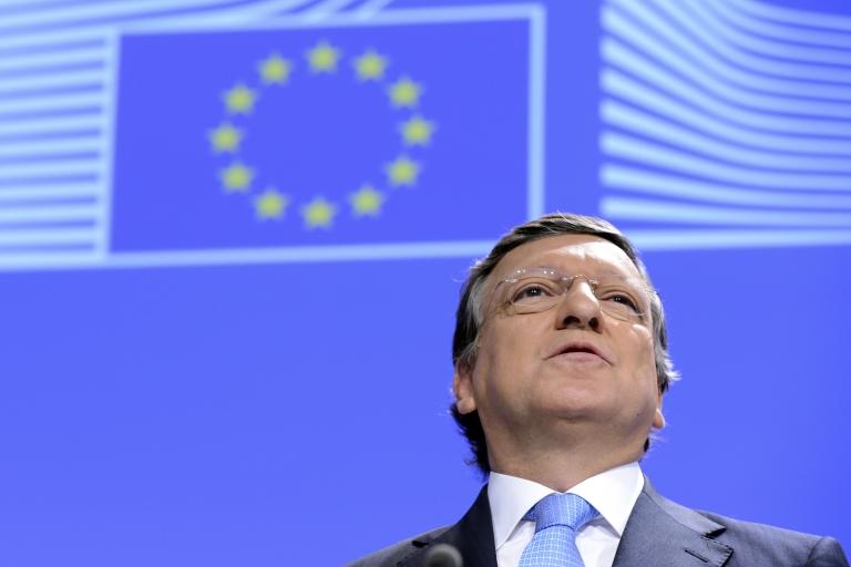 <p>The EU's most recognizable leader, European Commission President Jose Manuel Barroso, was
