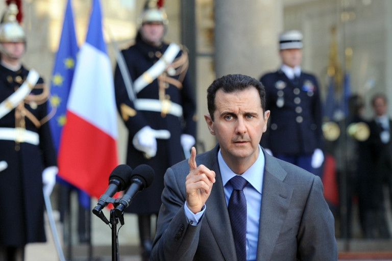 <p>Syrian President Bashar al-Assad is to deliver a public address on Sunday, January 6, 2013, when he's expected to discuss the 21-month-old civil war.</p>