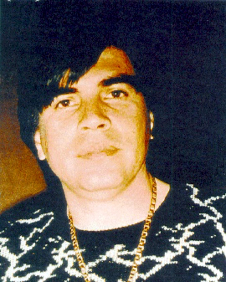 <p>Benjamin Arellano Felix is shown in this undated photo supplied by Mexican authorities March 9, 2002, in Mexico City. Arellano Felix was sentenced to 25 years in US prison on April 2, 2012.</p>
