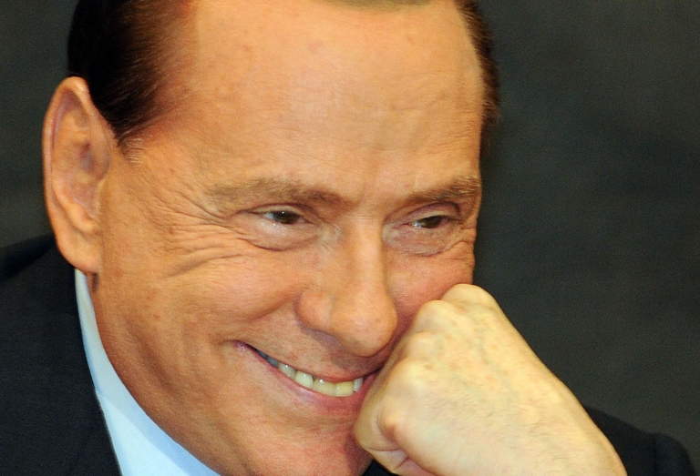 <p>Silvio Berlusconi is accused of paying to have sex with Karima El Mahroug, who performs under the stage name of 'Ruby Heartstealer,' in 2010 when she was 17.</p>