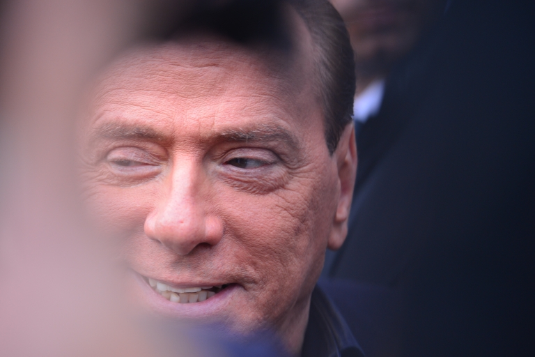 <p>Berlusconi's possible return threatens to deepen the euro crisis.</p>