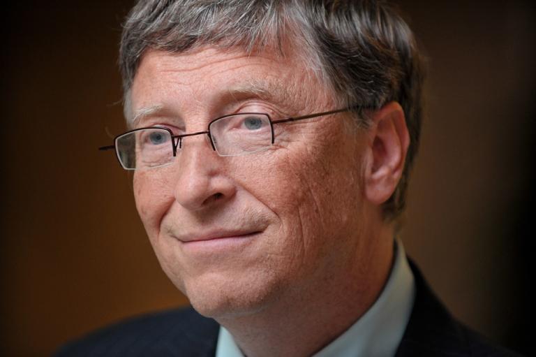 <p>Microsoft founder Bill Gates.</p>