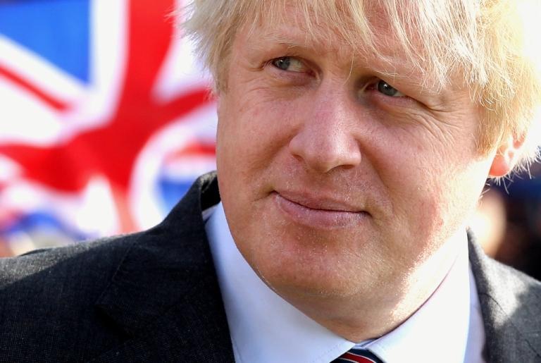 <p>Boris Johnson wins — but just by a hair.</p>