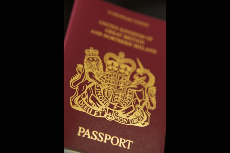 <p>Dawn McManus, of Hartlepool, England, legally changed her name to include 161 words. She might have trouble fitting it in a passport.</p>