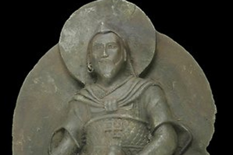 <p>A Buddhist statue found by the Nazis in Tibet called Iron Man was found to be a meteorite, says a new study.</p>
