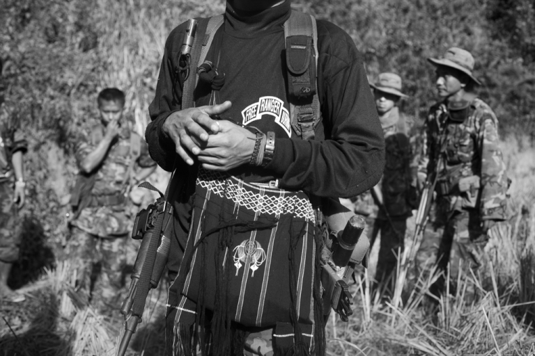 <p>The Free Burma Rangers is a clandestine humanitarian organization that provides medical assistance, shelter, food, and other aid to people in the war-torn regions of Burma. Outside of humanitarian aid the FBR also operates an information network to document atrocities as well as a warning system for villagers.</p>
