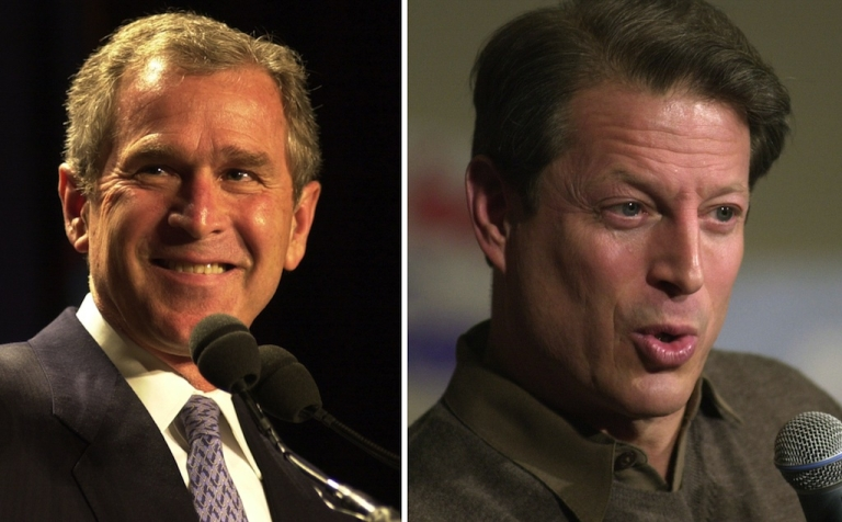 <p>Bush v. Gore may have been the most anxiety-inducing presidential election of all time.</p>