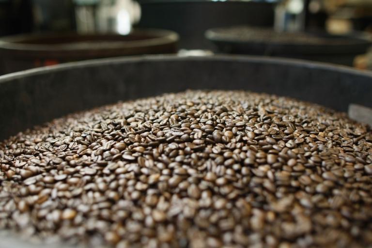 <p>Coffee beans.</p>