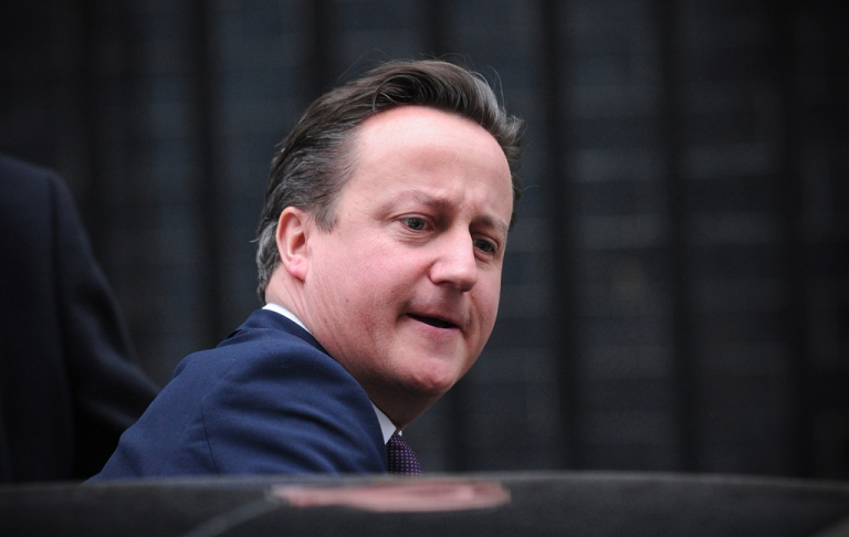 <p>David Cameron heads off to Brussels for the EU summit.</p>