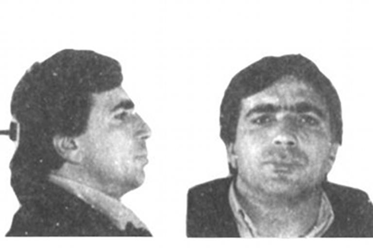 <p>Camorra mafia boss Michele Zagaria.</p>