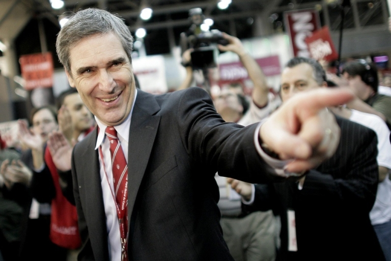 <p>Liberal Party leader Michael Ignatieff kicked off Canada's election campaign with impressive plans and public appearances but Conservative Stephen Harper is still the frontrunner for the May 2 election.</p>