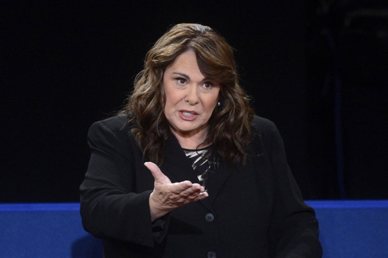 <p>Moderator Candy Crowley speaks during a town hall style debate at Hofstra University October 16, 2012 in Hempstead, New York.</p>
