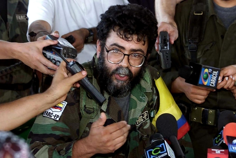 <p>Alfonso Cano, the FARC leader killed over the weekend. Will Timochenko follow in his steps?</p>