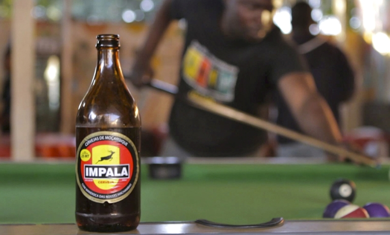 <p>Brewing company SABMiller launched the world's first commercially produced cassava beer on November 1, 2011. The beer, a lager called Impala, is available in Mozambique.</p>