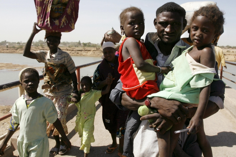 <p>As countries like Chad industrialize, their large family sizes will produce considerable carbon emissions. Foreign aid through education and birth control provision could make a huge difference in helping these countries reduce their family size and eventual carbon footprint.</p>