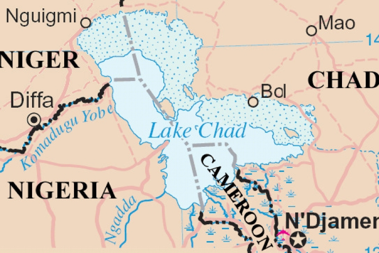 <p>Thousands of Chad and Niger nationals have fled violence in Nigeria's northern provinces.  Aid workers say some fleeing for Chad had to take as many a six boats cross the lake, only to find not enough food or water on the other side.</p>