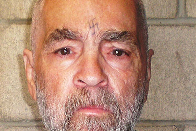 <p>Psychopathic brain has an abnormal structure says a new study. Above: mass murderer Charles Manson in 2009.</p>