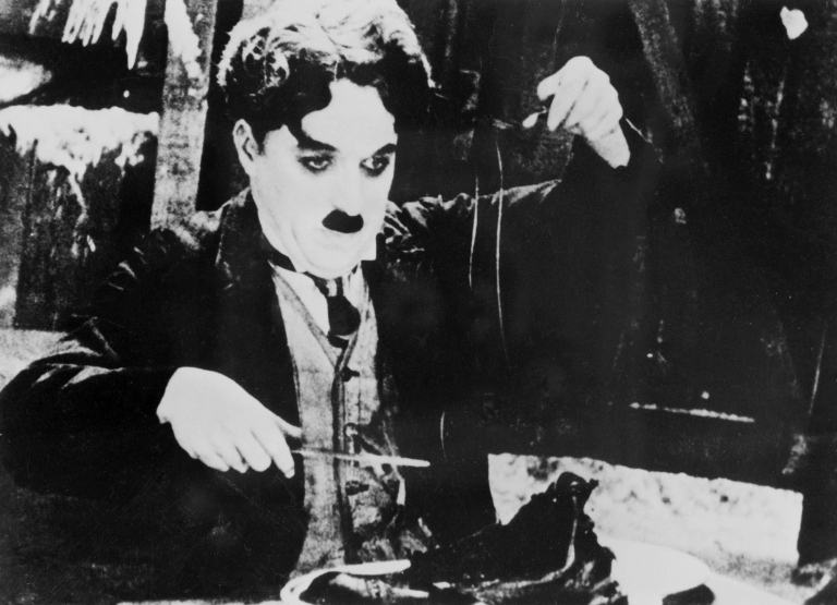 <p>Charlie Chaplin: funny man? or dangerous communist? MI5 thought it was the former.</p>