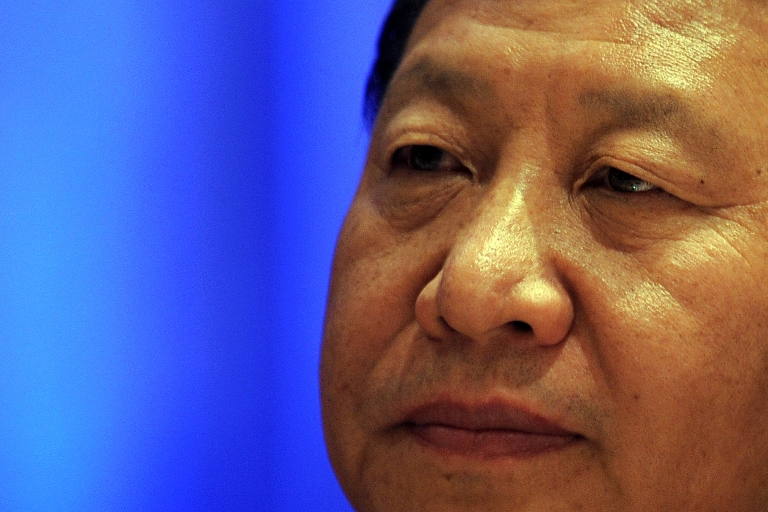 <p>China's Vice President and expected future president, Xi Jinping.</p>