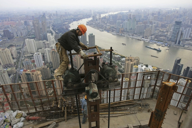 <p>Michael Pettis, a professor economics at Peking University's school of management, points out that part of the challenge in getting a hard figure for China's GDP is that many of China's construction projects may not actually add value to the economy.</p>