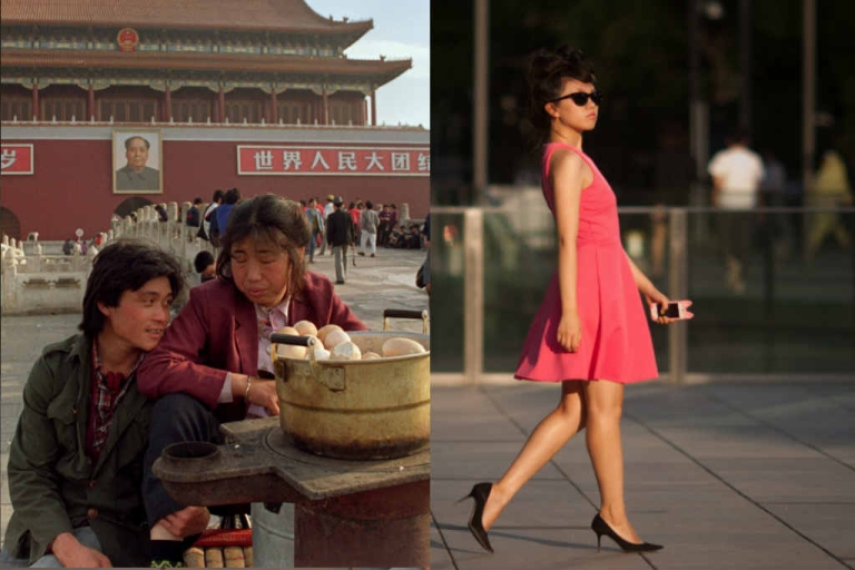 <p>Beijing--from 1989 to 2012.</p>