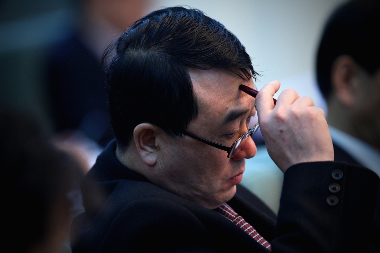 <p>Wang Lijun, who left his post as police chief last week, is rumored to have gone to the US consulate to seek asylum.</p>