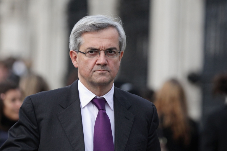 """<p>Mr Huhne, a Liberal Democrat MP for the south-east England town of Eastleigh, insisted he was innocent and would fight the charges in the courts, but said he was standing down to """"avoid distraction to either my official duties or my trial defence.""""</p>"""