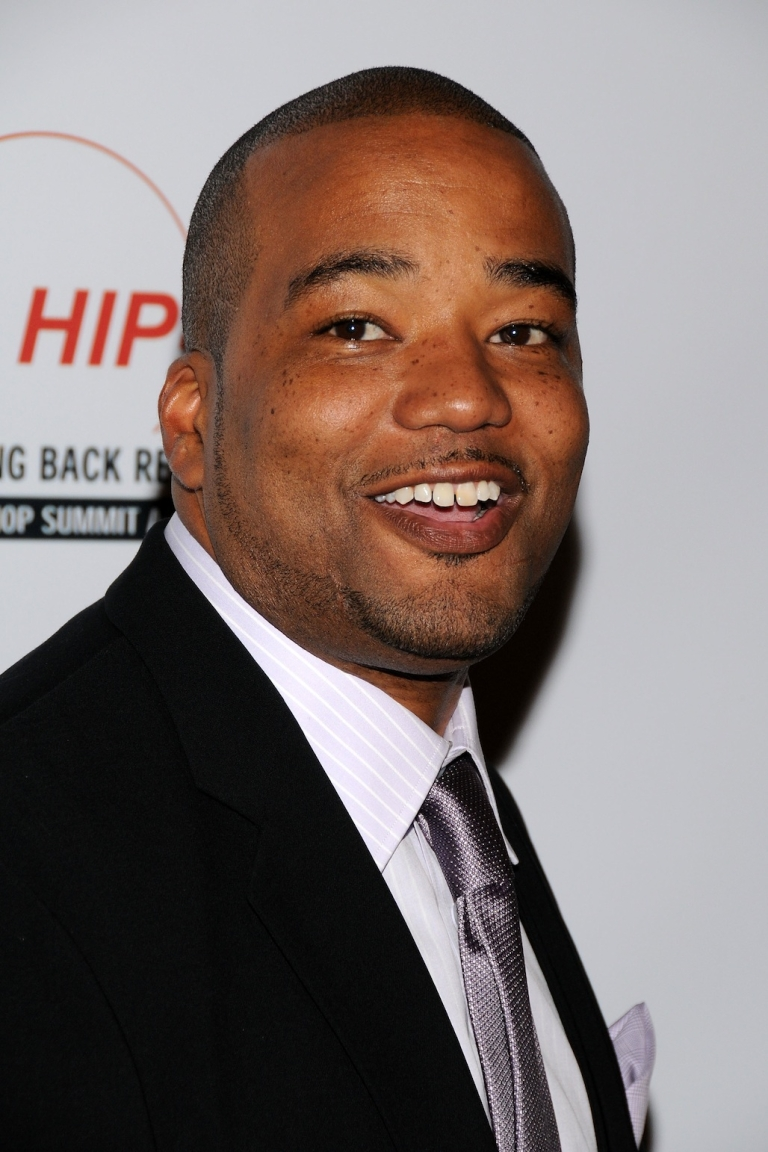 <p>Chris Lighty is pictured in this 2008 photo. The hip-hop manager was found dead from an apparent suicide on August 30, 2012.</p>