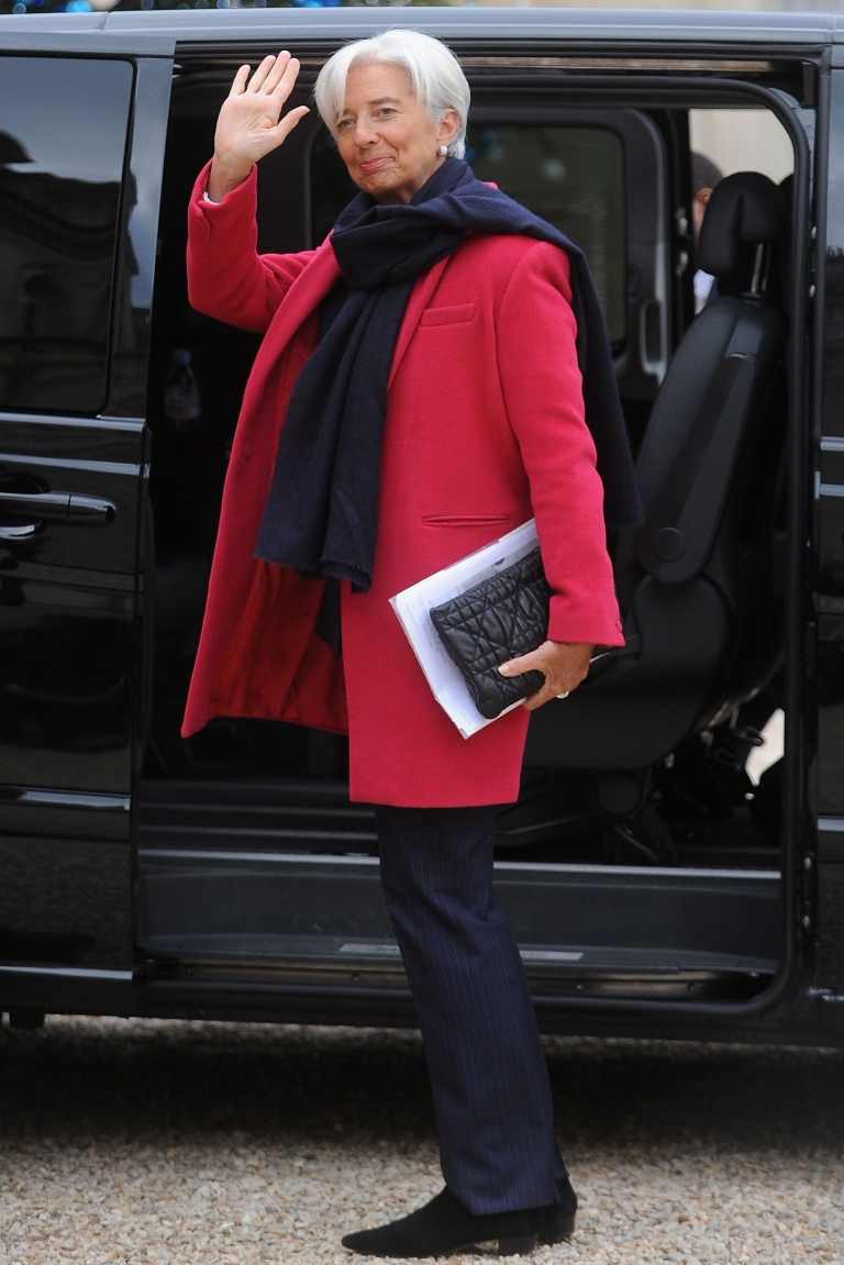 <p>In a speech today in Berlin IMF Managing Director Christine Lagarde said the euro zone needed a bigger firewall to ensure countries like Italy and Spain aren't forced into a financing crisis.</p>