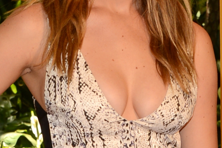<p>A new study claims that women stare just as much at women's breasts as men do.</p>