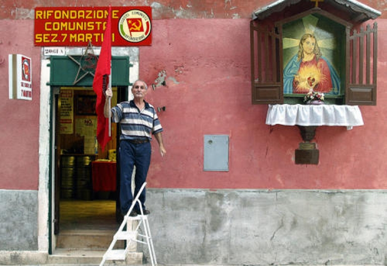 <p>Was Jesus a communist?  The Communist Party of India-Marxist (CPI-M) has run into trouble for claiming Christ as the world's first revolutionary.</p>