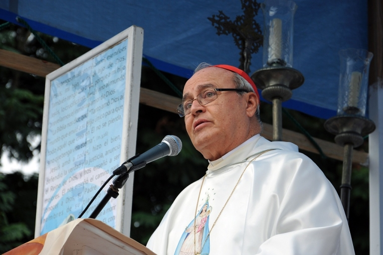 <p>The archbishop of Havana Cardinal Jaime Ortega will deliver Good Friday mass at the capital's cathedral. The service will be broadcast on state television for the first time since the 1959 revolution.</p>