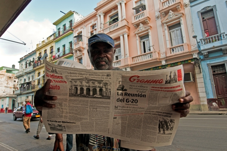 <p>Cubans can now air grievances and complaints in the Friday edition of the Communist Party newspaper Granma.</p>