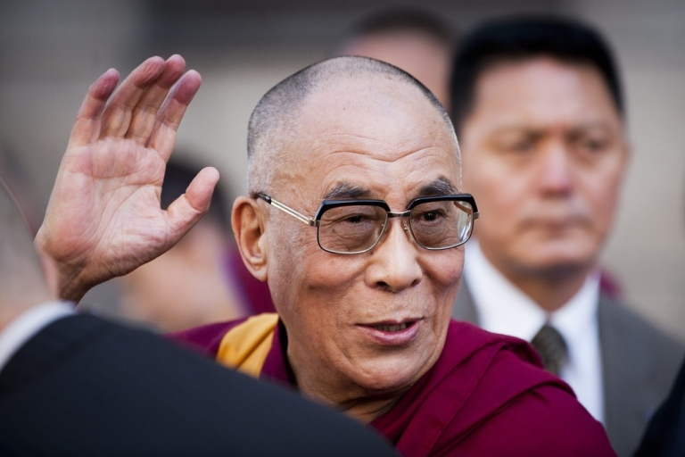<p>China is not amused by the Tibetan spiritual leader's latest trip.</p>