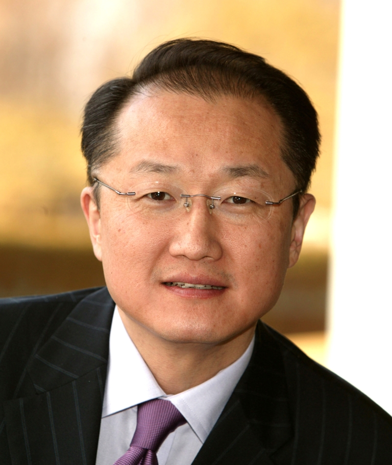 <p>A photo of Jim Yong Kim, president of Dartmouth College.</p>