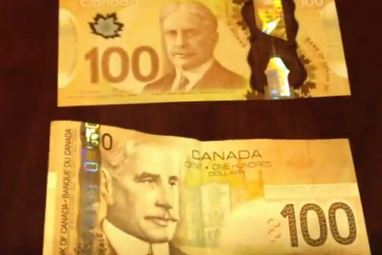 <p>The new Canadian banknotes have mistaken the Norwegian maple for the Canadian one.</p>