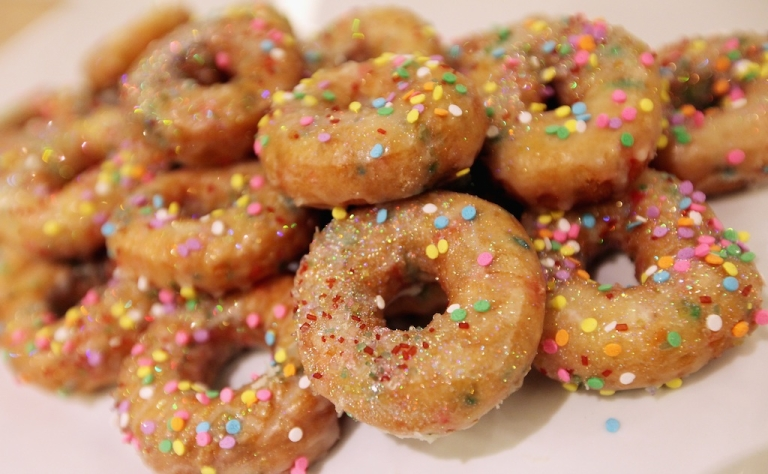 <p>Happy National Donut Day! Is your mouth watering yet?</p>