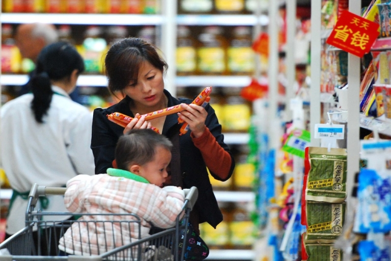 <p>Drought in the US has led to an increase in food costs that can be in China.</p>