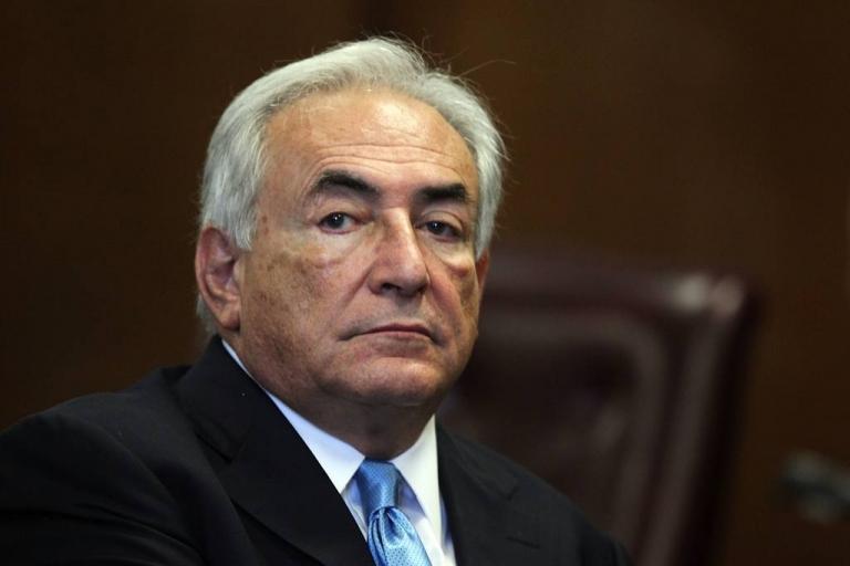<p>Former IMF Chief Dominique Strauss-Kahn.</p>