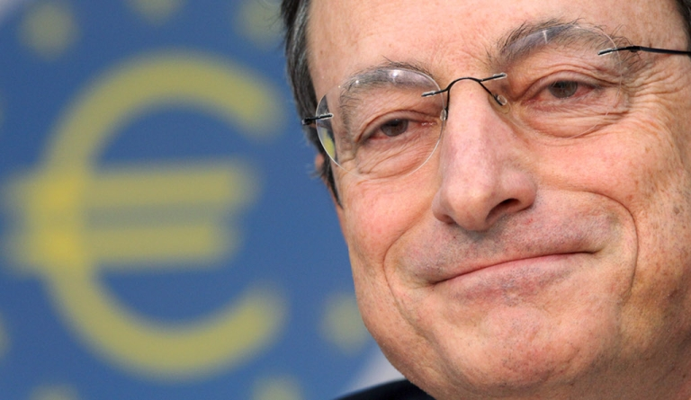 <p>You can't always get what you want but if you try sometimes Mario Draghi will give you what he thinks you need:  in this case, cheap loans to the euro zone's cash strapped banks.</p>