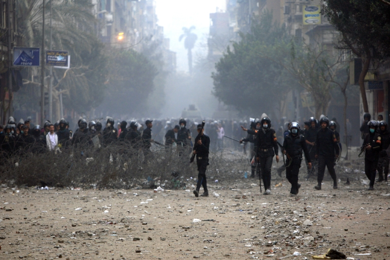 <p>An Egyptian parliamentary committee suggested moving the country's interior ministry to another location to help prevent clashes in downtown Cairo, near Tahrir Square.</p>